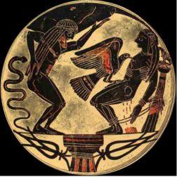prometheus's punishment