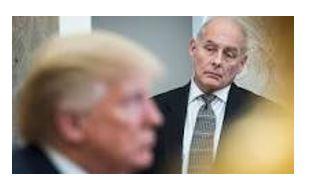John Kelly & Trump